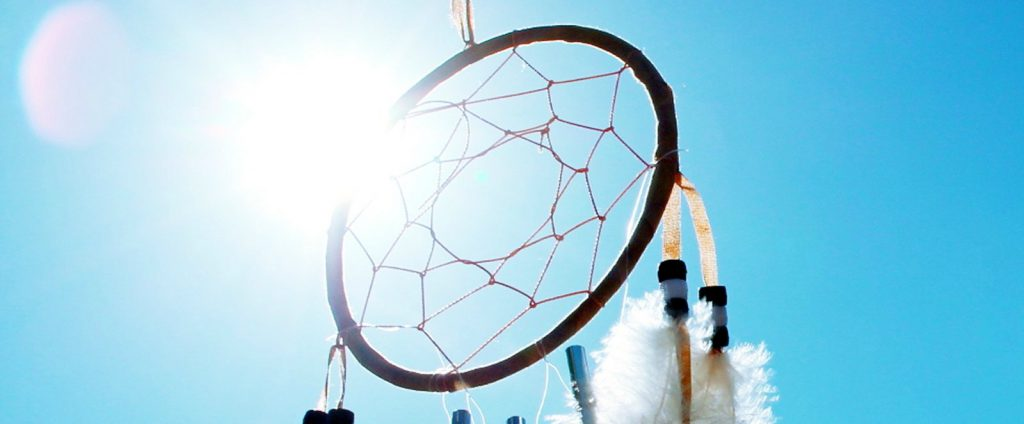 Facts about dream: Dream Catcher can prevent us from nightmare