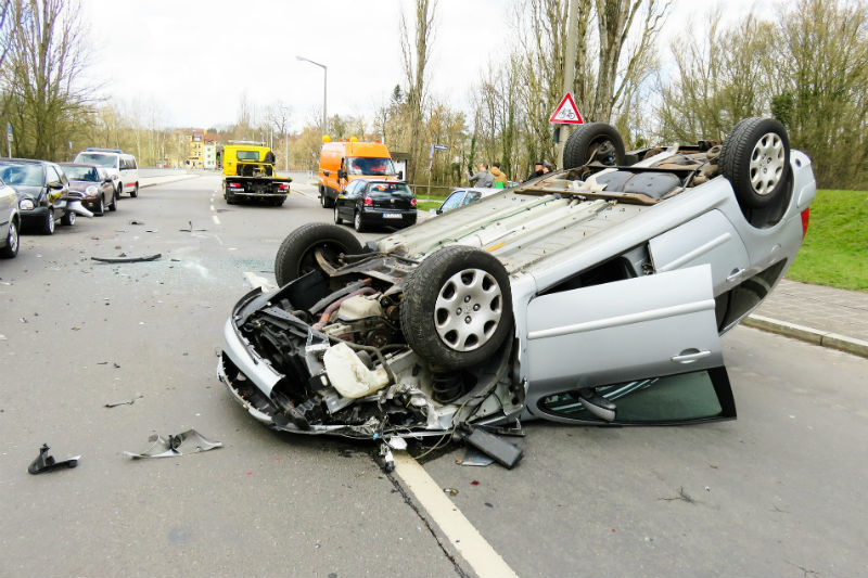 Dreams about car accident can affect your emotions in reality